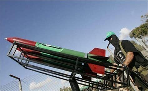 qassam rocket pictures