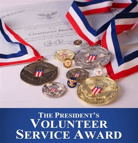 presidents volunteer service award corporation for national and pvsa united way of lowndes county