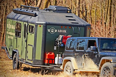 How Long Is A Standard Couch by Wayward Wanderers The 8 Best Off Road Camper Trailers