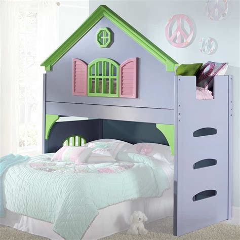 doll house loft bunk bed nancy doll house loft bed ladder pastel colors dcg stores