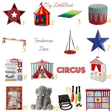 Home Sweet Home Decoration by D 233 Co Chambre D Enfant Th 232 Me Circus