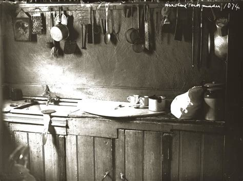 Free picture: kitchen, old, history, room, interior, furniture