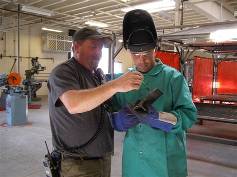 Oregon Department Of Corrections Inmate Records Doc Education And Cocc Welding Program At Deer Ridge Correctional Institution