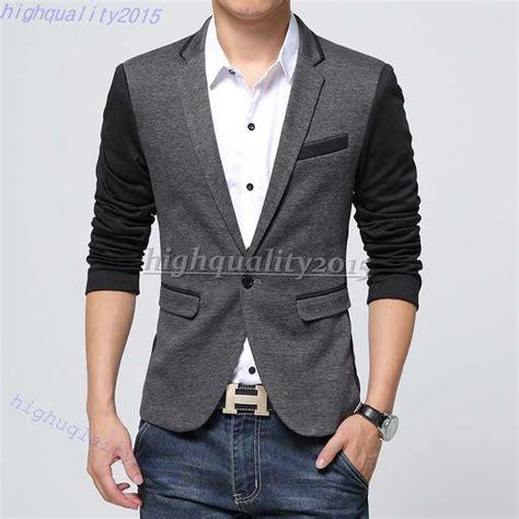 latest design in jacket discount new style men blazer 2015 suit men brand casual