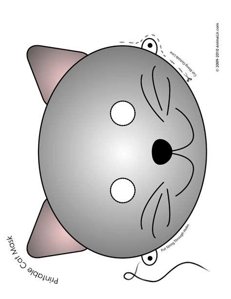 printable mask template cat gray cat mask woo jr kids activities