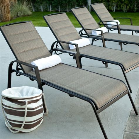 Pool Chairs And Lounges by Aluminum Chaise Lounge Pool Chairs Decor Ideasdecor Ideas