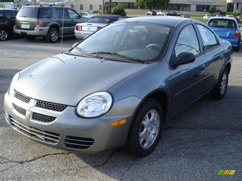 books about how cars work 2005 dodge neon interior lighting 2005 mineral gray metallic dodge neon sxt 29762569 gtcarlot com car color galleries
