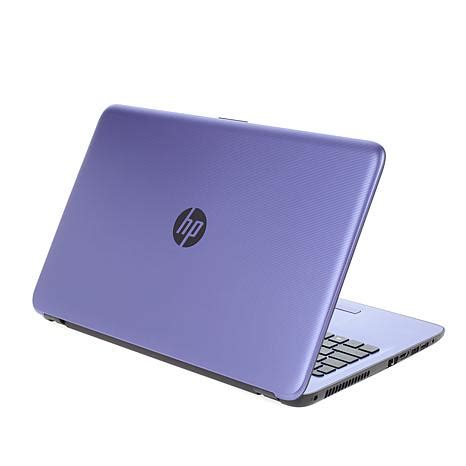 Hdd Laptop 2tb hsn hp 15 6 quot touch amd a6 4gb ram 2tb hdd windows 10 laptop with 1 year o