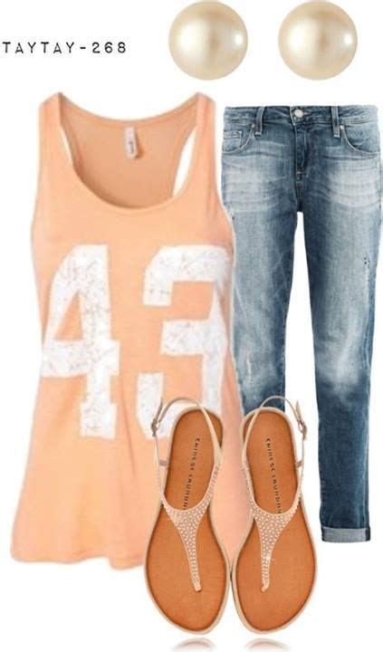 Casual Teen Outfits Polyvore