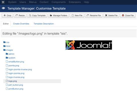 Tip Trik Joomla 69 change logo in joomla admin joomla tips and tricks joomla