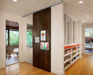 Ceiling mounted barn door home design ideas pictures remodel and