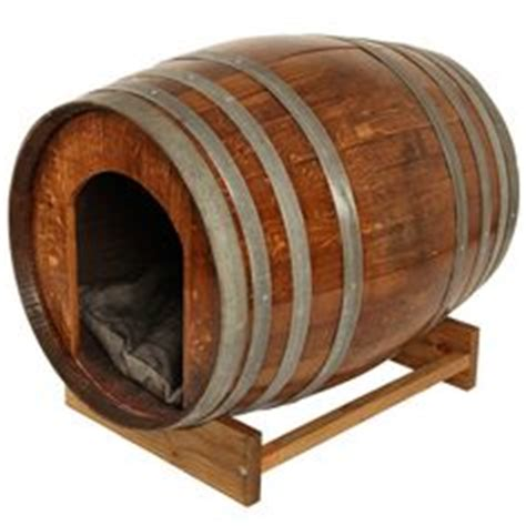 whiskey barrel dog house 1000 images about dog kennel on pinterest wine barrels dog kennels and happy dogs