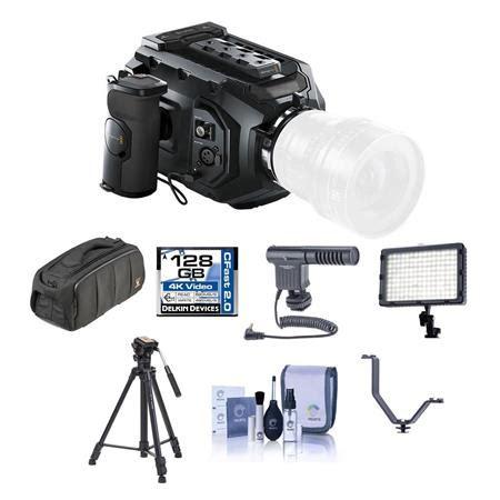 blackmagic ursa mini 4k camera with ef mount with premium