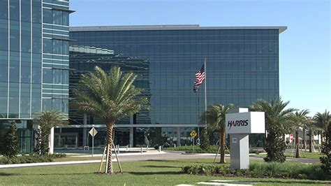 Fridays Corporate Office by Breaking Harris Corporation To Expand Corporate
