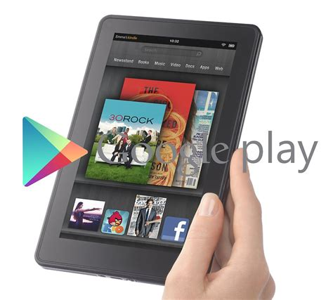 play store apk for kindle tutoriel installer le play store sur la kindle d androidpit