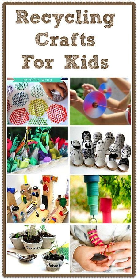recycling crafts for to make the crafty recycling crafts for earth day is