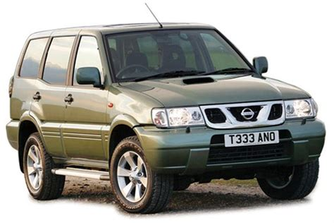 nissan terrano nissan terrano station wagon review 1993 2007 parkers