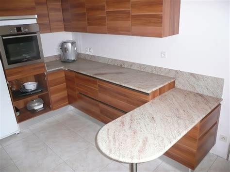 plan de cuisine en granit granit plan de travail cuisine cuisine en granit noir