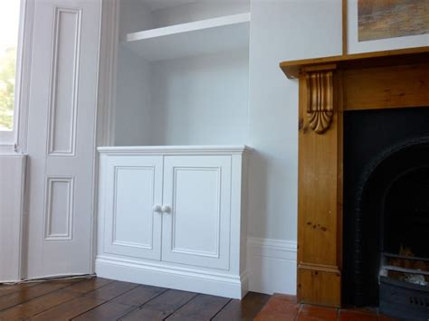 diy alcove cupboard images  pinterest alcove