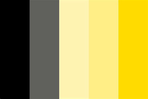 hufflepuff house colors house hufflepuff color palette