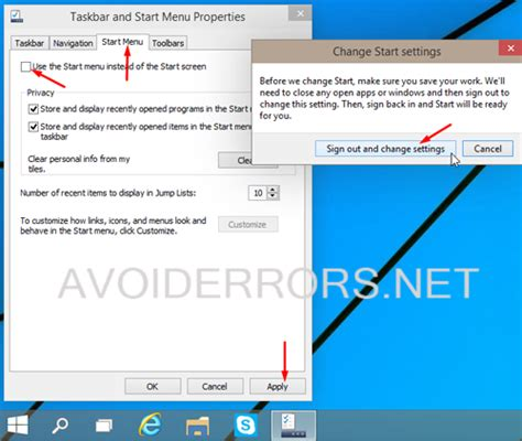 how to re enable metro ui in windows 10 avoiderrors