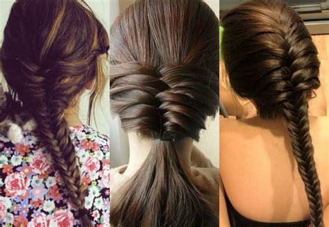 Fish Braids Hairstyles by Fishbone Braid Hairstyles Ideas To Try Hairdrome