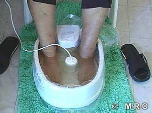 Lyme Detox Bath by Detox Foot Bath For Lyme And Morgellons