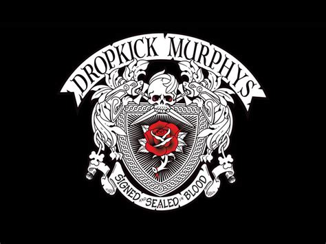 rose tattoo dropkick dropkick murphys