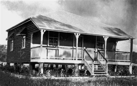 Bungalow Style File Statelibqld 1 118544 Bungalow Style Homestead At