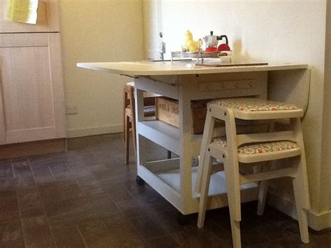 Kitchen Storage Tables An Drop Leaf Kitchen Table Loccie Better Homes Gardens Ideas