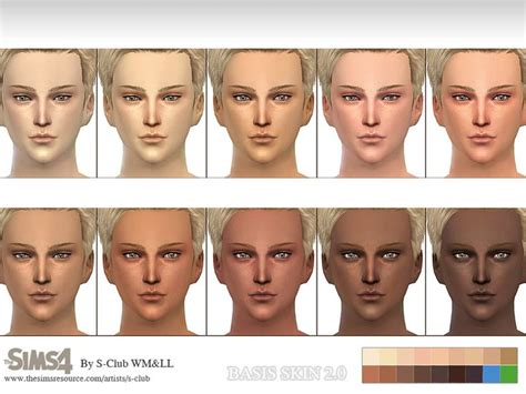 sims 4 cc skin colors 42 best s4 skin images on pinterest my sims ts4 cc and face