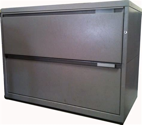 2 Drawer Lateral File Cabinet Metal 2 Drawer Lateral Metal File Cabinet Gray We Buy And Sell Used Office Furniture