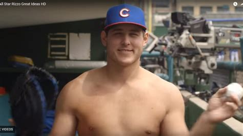 anthony brent daniels shirtless anthony rizzo helps the handmaid s tale quot and