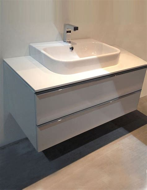 Duravit Vanity Units by Duravit Happy D2 600mm White Vanity Unit With Console And