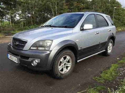 Kia Top Of The Range Kia 2006 Sorento 2 5 Xt Crdi Auto 4x4 Top Of The Range