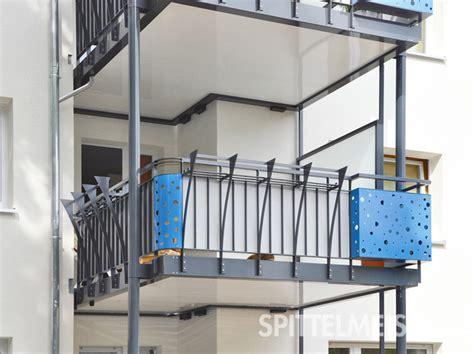 balkongeländer planen moderne balkongel 228 nder inspirationen