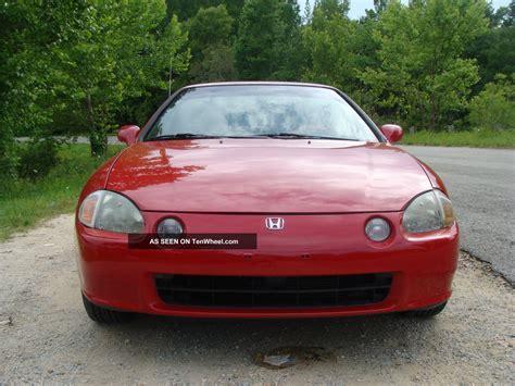 1993 Honda Sol by 1993 Honda Sol Si