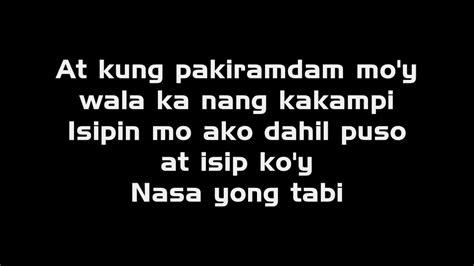 kz tandingan wag ka nang umiyak lyrics musixmatch kz tandingan wag ka nang umiyak 2015 version fpj s