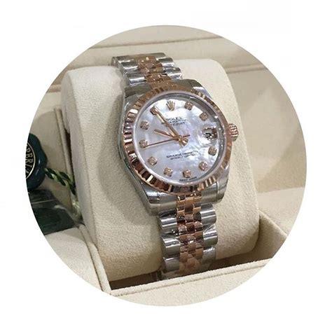 Jam Tangan Golden Moon jual jam tangan rolex datejust 36mm gold totone