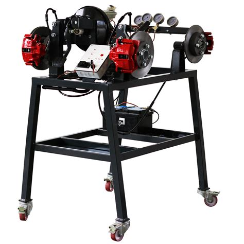 Auto Mechanic Apprenticeship by Braking System Rig With Abs For Sale Ryansautomotive Ie
