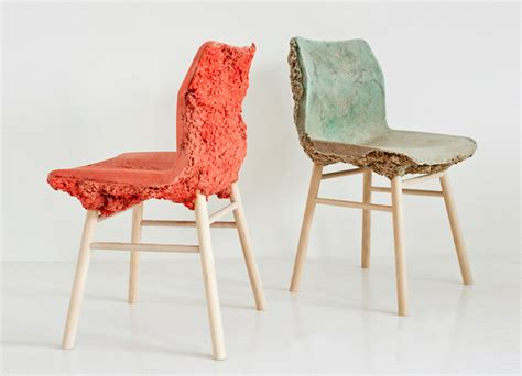 How Chairs Are Made by Colorful Well Proven Chair Is Made From Recycled Wood