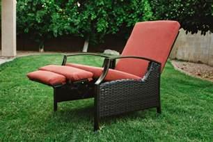 lazy boy patio recliner best value outdoor wicker recliners the best recliner