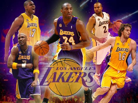 Really The Lakers by Los Angeles Lakers