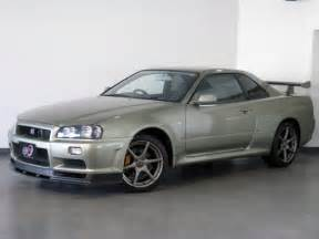 2002 Nissan Skyline Gtr R34 For Sale Nissan Skyline Gtr R34 V Spec 2 Nur