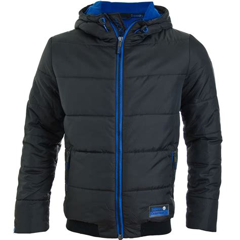 Superdry Sporttas superdry sports polar puffer jacket tdf fashion
