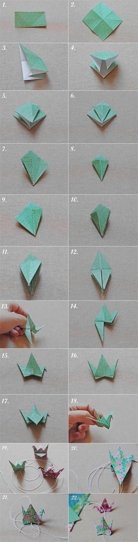 Diy Origami Crane - cortina de grullas de origami origami cranes curtain