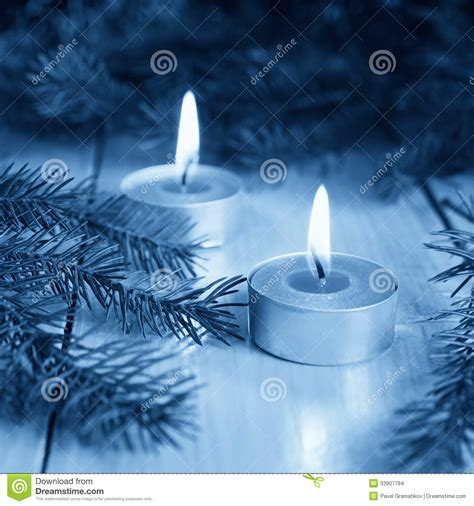 christmas candles stock images image 33907784