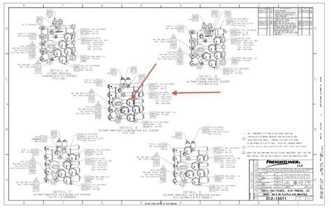 freightliner fld120 wiring diagram wiring diagram schemes