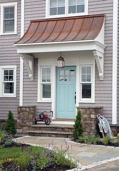 porch awnings for mobile homes best 25 front door overhang ideas on pinterest front