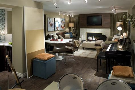 10 chic basements by candice olson decorating and design 10 chic basements by candice olson hgtv
